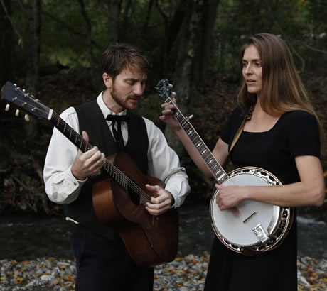 John Gillette & Sarah Mittlefehldt Kick Off This Year's Festival